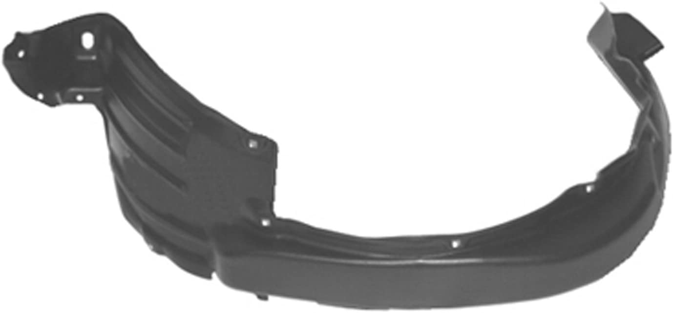 PartsChannel TO1248134OE OE Replacement Fender Liner