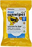 Petkin Doggy Sunwipes, 20 Count