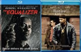 Denzel Washington is The Equalizer Blu Ray & Training Day Blu Ray Double Feature Bundle Action Movie Set