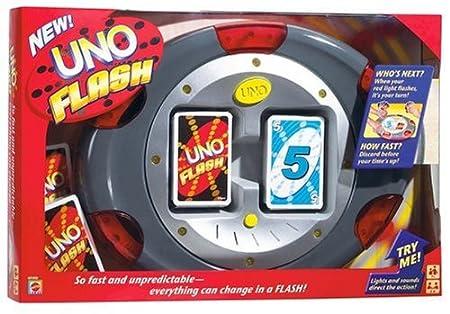 Mattel - Juego de cartas, de 2 a 6 jugadores [importado de Alemania]