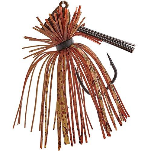 BiCO Bug Lead Free Finesse Jig (Copper Craw)