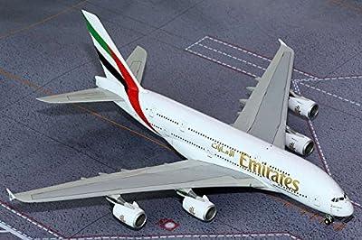 Gemini200 Emirates A380 A6-EEK Die Cast Aircraft (1:200 Scale)