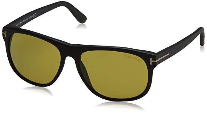 2a8ac82d881a0 Image Unavailable. Image not available for. Color  Sunglasses Tom Ford  OLIVIER TF 236 FT 02N matte black ...