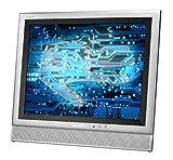 Sharp LC-20E1U 20-Inch AQUOS LCD Flat-Panel TV, Silver