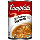Campbell's Condensed Soup, Old Fashioned Vegetable, 10.5 Ounce (Pack of 12)