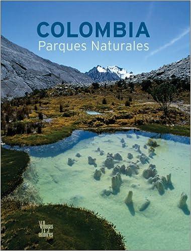 Libro para descargar en el kindle Colombia. parques naturales PDF ePub iBook