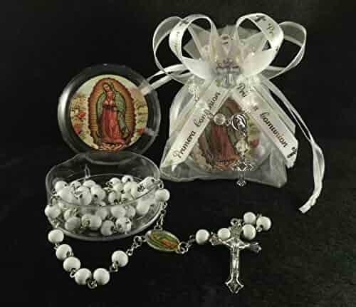 0a56963d5 Mi Primera Comunion 12 Organza. Favor Bags Gift. Recuerdo de Primera  comunion nino o