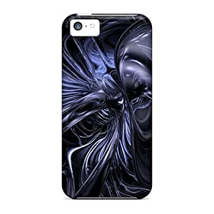 Iphone 5c Cases, Premium Protective Cases With Awesome Look - Abstract 3d