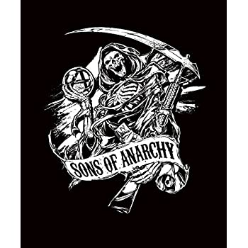 Amazon Sons Of Anarchy Beach Towel Reaper Flag Home Kitchen