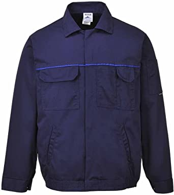 Portwest Workwear Mens Painters Jacket