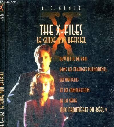 The X Files 9782744105388 Amazon Com Books