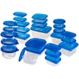 Chef Buddy 82-54PSS 54-Piece Food Storage Container Set with Air Tight Lids