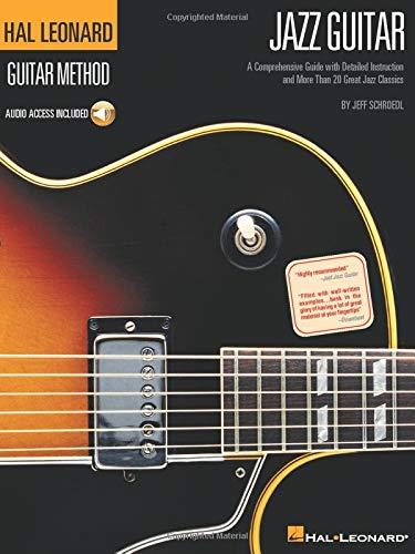 Hal Leonard Guitar Method - Jazz Guitar Book/Online Audio: Amazon ...