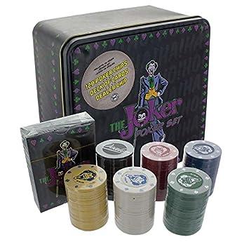 Paladone- Joker Cartas Poker (PP3637DC): Amazon.es: Juguetes ...