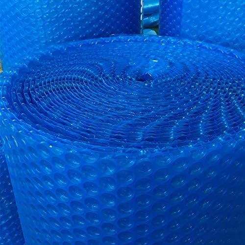 プールカバー プール&温水浴槽カバー、地上および地上のスイミングプールの太陽熱毛布、防水防塵UV耐性 (Size : 2m × 4.5m(6.6ft×14.8ft))