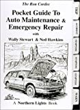 Pocket Guide to Auto Maintenance & Emergency Repair (PVC Pocket Guides)