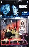 wild target movie - Wild Wild West:The Movie Salma Hayek as Rita Escobar with Venom Spitting Arthropod