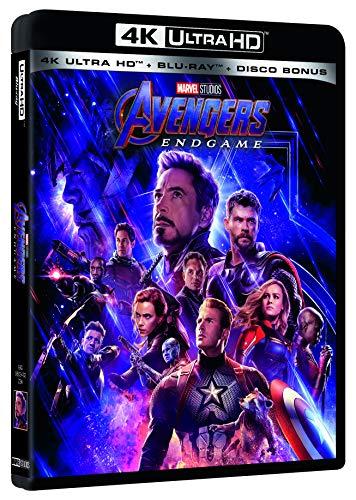 Avengers: Endgame [Blu-Ray] [Region Free] (English audio)