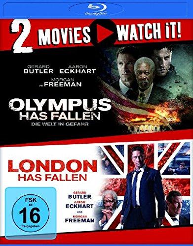 Olympus Has Fallen - Die Welt in Gefahr/ London has fallen BD