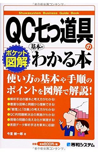 ポケット図解 QC七つ道具の基本がわかる本 (Shuwasystem Business Guide Book)