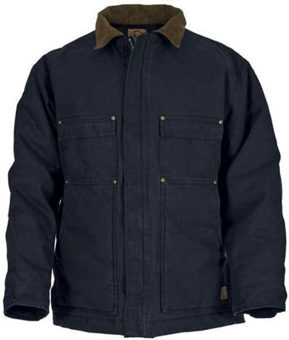 Berne Mens Lodge Softshell Jacket