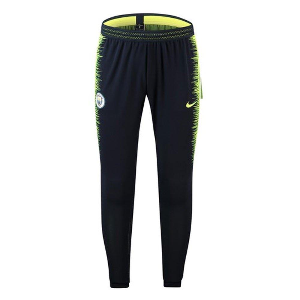 Nike 2018-2019 Man City Strike Vaporknit Training Pants (Obsidian)