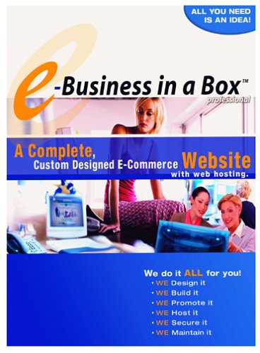 E-Business In a Box-6 Month Subscription