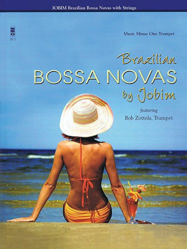Brazilian Bossa Novas By Jobim For Trumpet Bk/CD