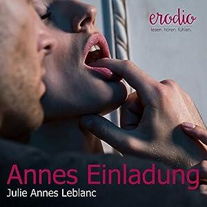 Annes Einladung Hörbuch