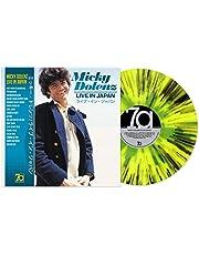 Live In Japan (Ltd edition 180gm Splatter Vinyl)