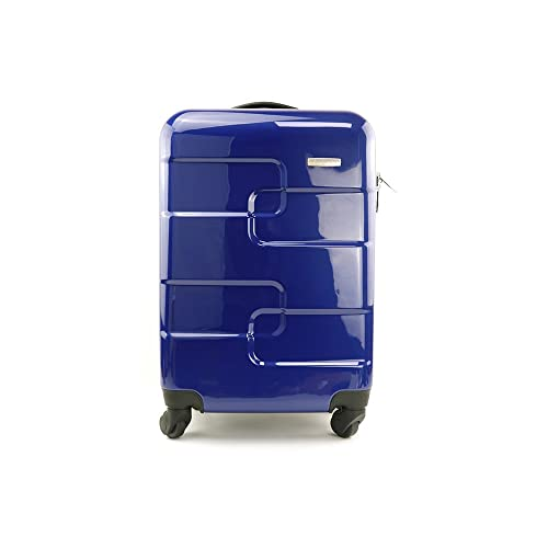 Vesgantti Cabin Suitcase Carry On Hand Luggage - 4 Wheel Hard Shell Lightweight Small Travel Spinner Case - British Airways/EasyJet/Jet2 (20'')