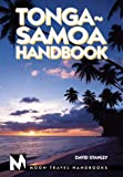 Front cover for the book Moon Handbooks Tonga-Samoa by David Stanley