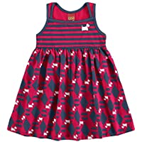 Vestido Infantil Kyly Meia Malha