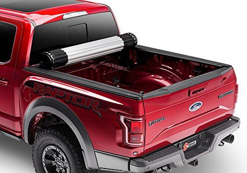 BAK-Revolver-X4-Hard-Rolling-Truck-Bed-Tonneau-Cover-79330-fits-2017-19-Ford-Super-Duty-6-9-bed