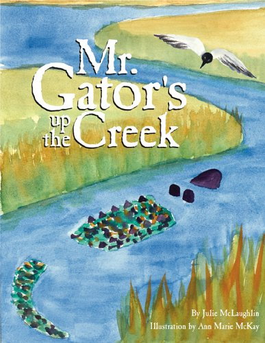 Mr. Gator's Up the Creek