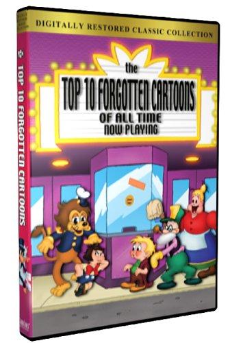 The Top Ten Forgotten Cartoons