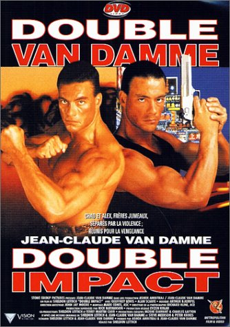 Double impact BRRIP TRUEFRENCH