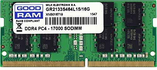 GoodRam Goodram Ram Ddr4-Memoria Ram, 16Gb by Goodram