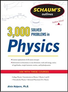 the physics problem solver problem solvers solution guides  schaum s 3 000 solved problems in physics schaum s outlines