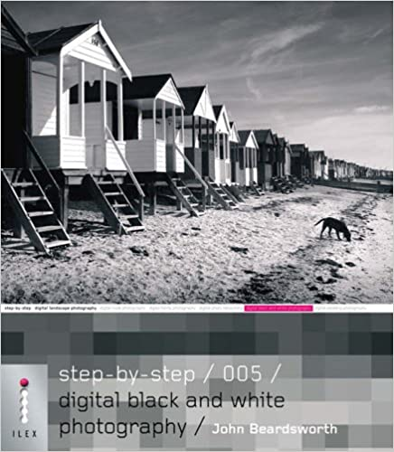 Book Step-by-Step Digital Black and White Photography - 005 (Step-by-Step Digital Photography Series)