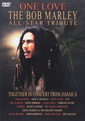 bob marley one love CD Covers