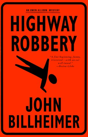book cover of Highway Robbery