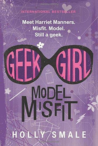 Book cover for Geek Girl: Model Misfit
