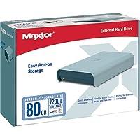Maxtor M01B080 Personal Storage 3100 - 80GB External Hard Drive