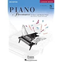 Level 2A - Lesson Book: Piano Adventures