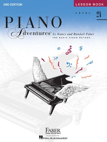 Top 10 faber piano adventures 2b lesson
