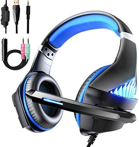Auriculares Gaming con Micrófono para PS4