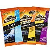 Armor All Wipes 20 Wipes in a Pouch (Protectant, Cleaning and Glass)