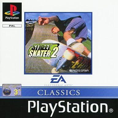 Playstation 1 - Street Skater 2: Amazon.es: Videojuegos