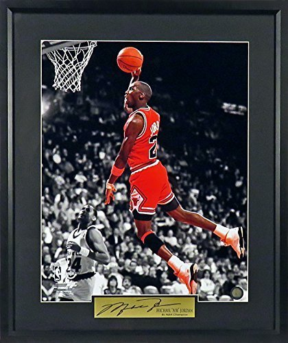 Chicago Poster Team Bulls - Michael Jordan Chicago Bulls
